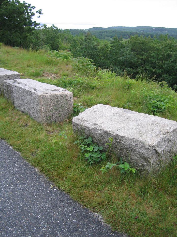 05 Rock Barrier Detail