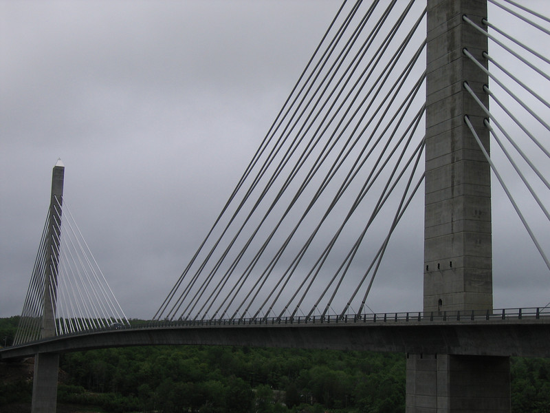 05 Penobscot Narrows Bridge from the North