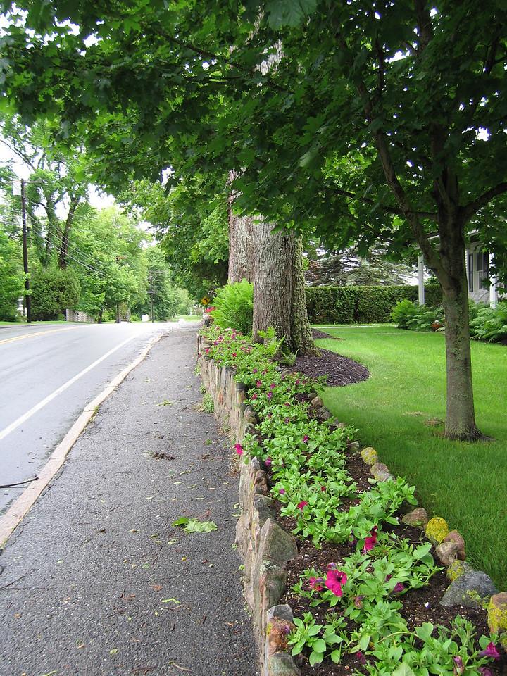 20 Road and Sidewalk South