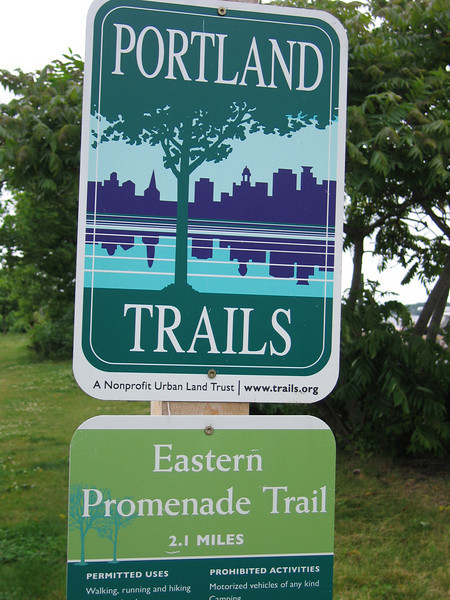02 Eastern Promenade Trailhead