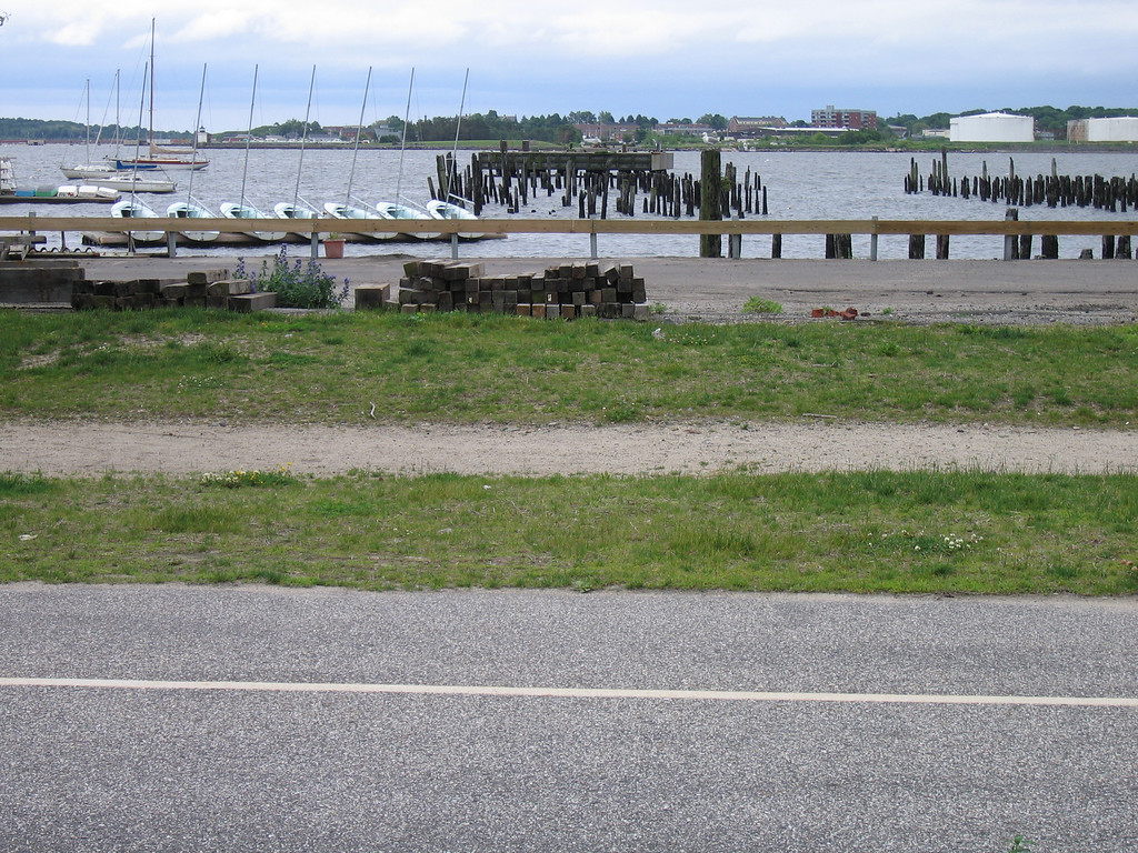 28 Harbor and Pilings nearTrailhead