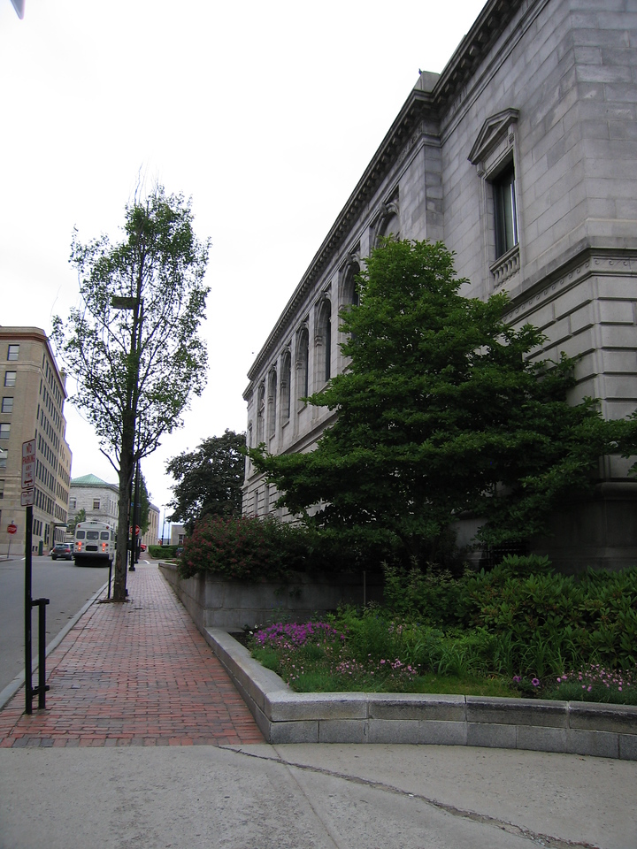 38 Market Street with Marble Bldg