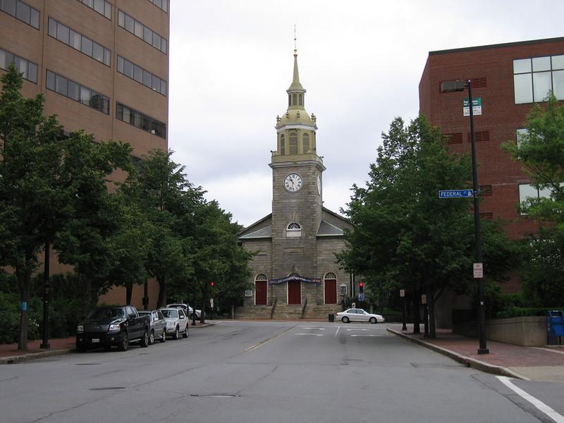 40 Church near Federal Street