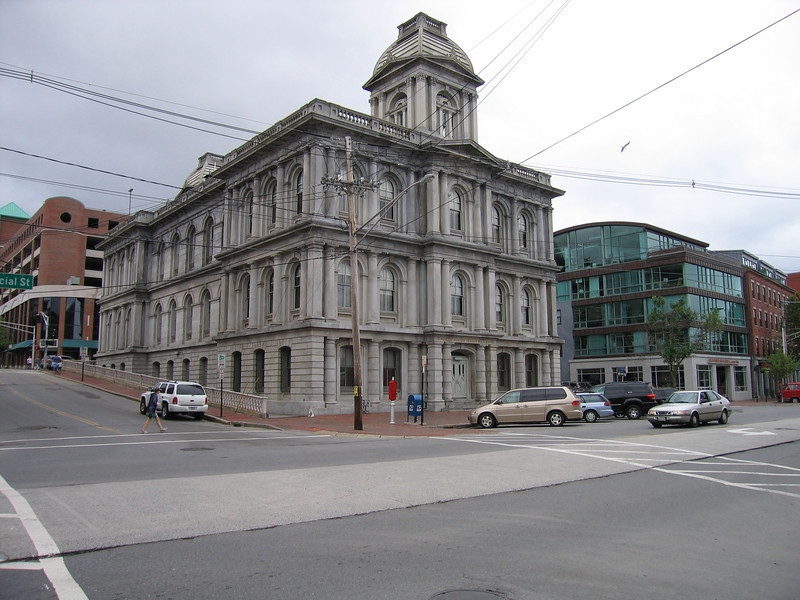 02 Customs House and Commercial Street Pan