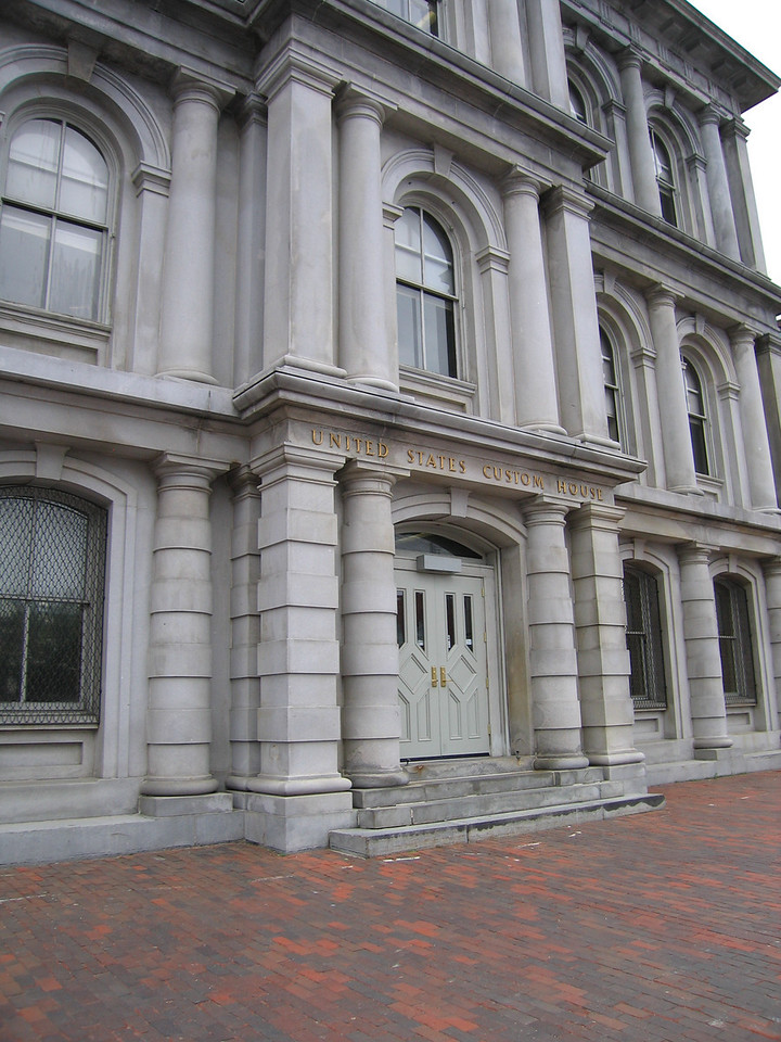 05 Customs House Entry Detail