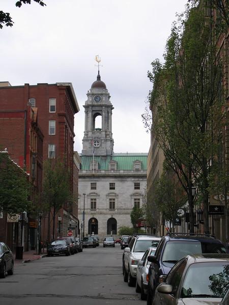 30 City Hall Steeple