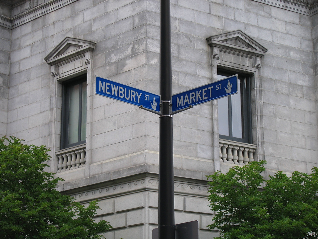 37 Newbury and Market Streets Marble Bldg