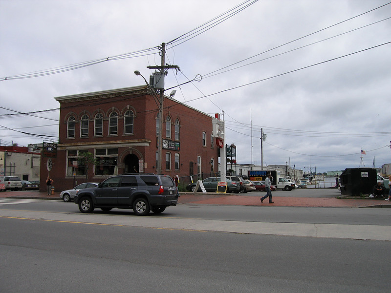 09 Commercial Street and Wharfs