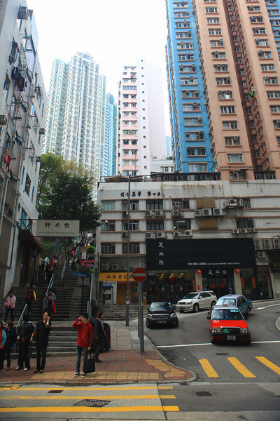 The lack of space in Hong Kong caused demand for denser constructions, which developed the city to a centre for modern architecture and the world's most vertical city.[28][29] Hong Kong has one of the highest per capita incomes in the world