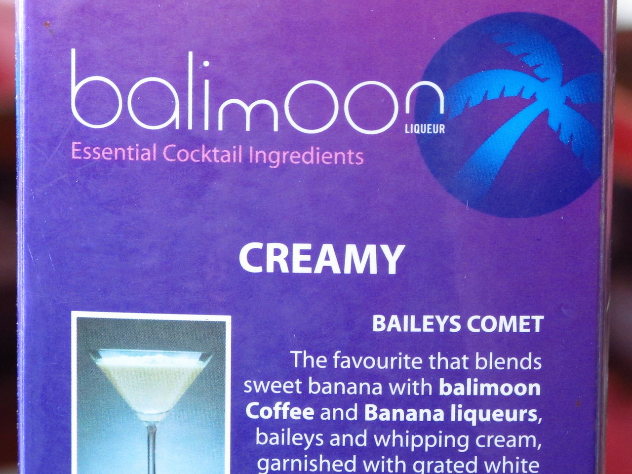 Whether you're in Bali or Lombok, you need to try the locally made flavored liquors from Bali Moon.