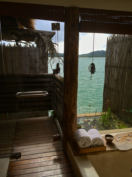 ...with a great view of Gulf of Thailand and Koh Rong island.
