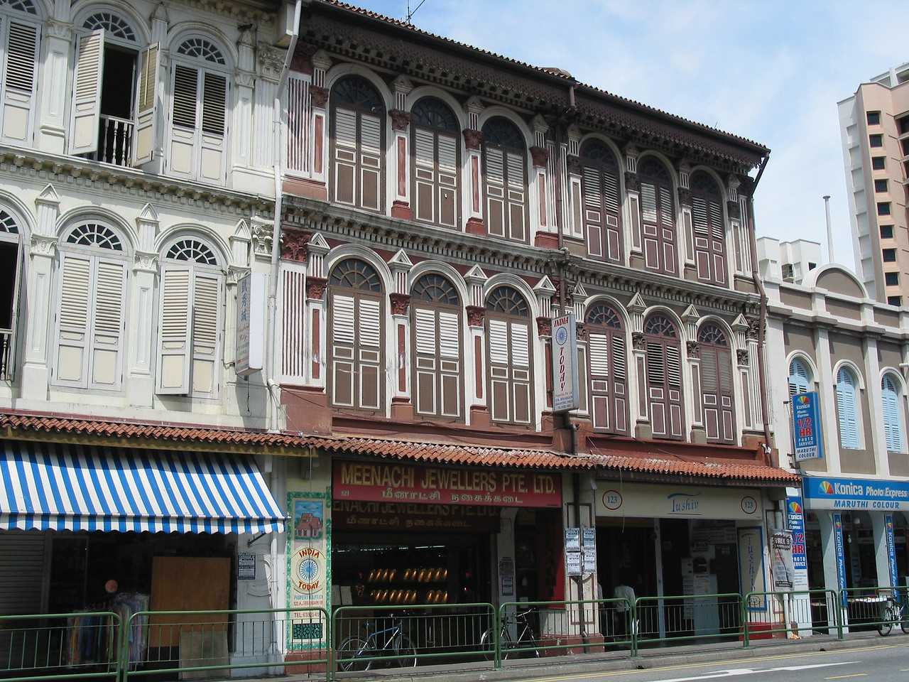 Shophouses are one of the most significant building types in Singapore's architectural heritage, reflecting much of the island's history and development.<br /> Shophouses are mainly narrow, small-scaled terrace structures that were built to accommodate both work and dwelling back in the early 19th century.