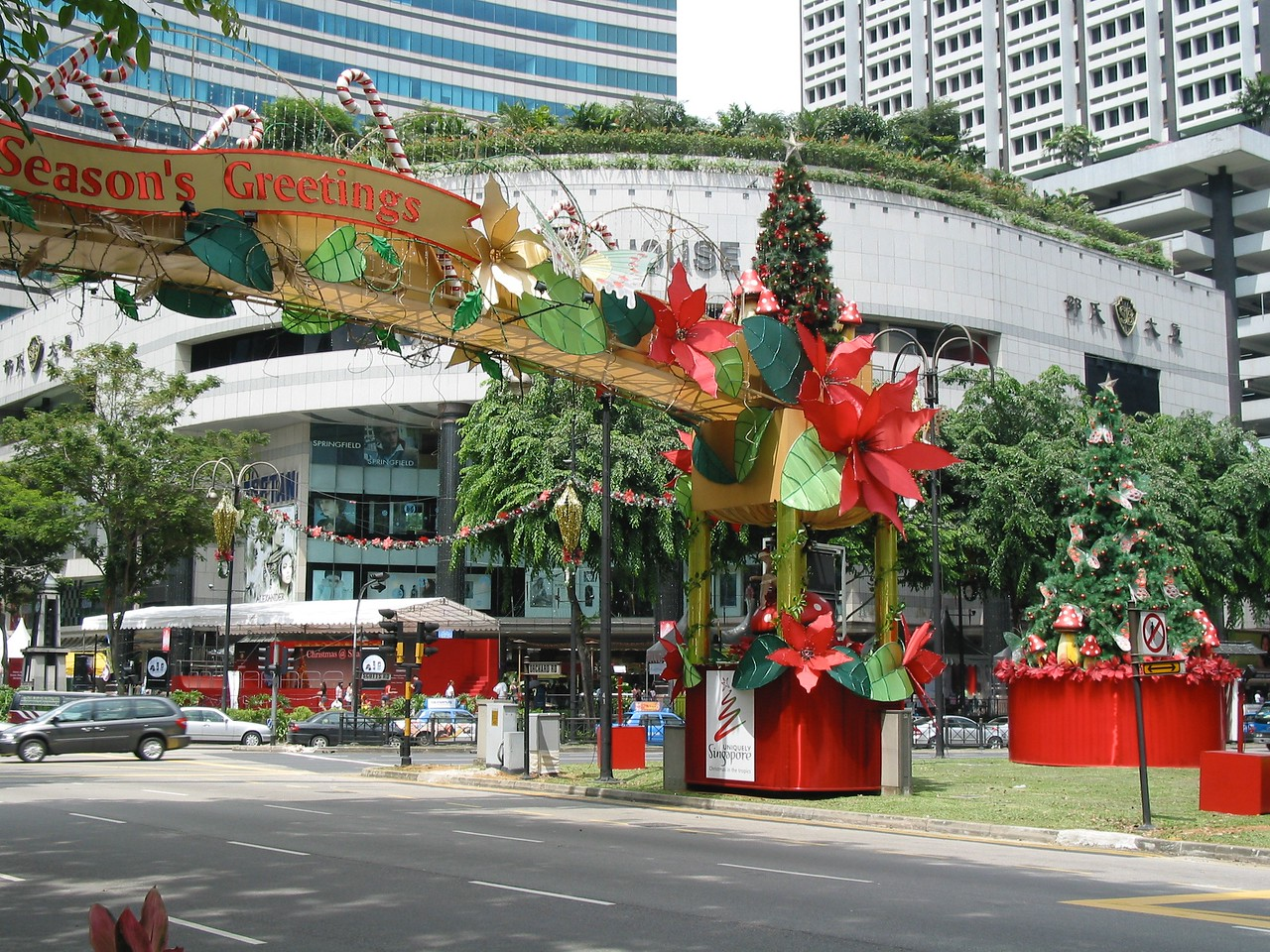 Orchard Road is consistently ranked the most-visited attraction in Singapore, It attracts more than seven million visitors each year, while thousands of local residents visit the area for leisure and work each day.