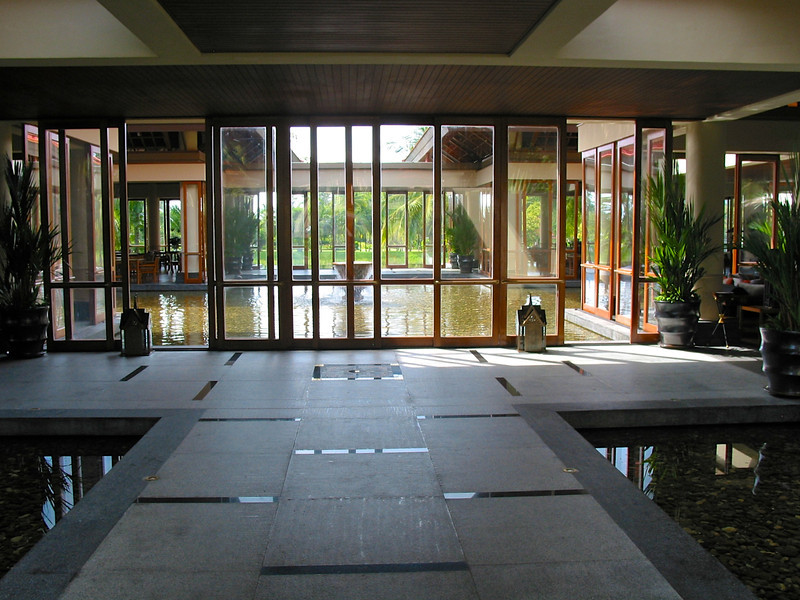 Banyan Tree Phuket is located on Bang Tao Bay on the north-western coast of Phuket Island. It's a 20 minute drive from Phuket International Airport and 40 minutes from Phuket Town.