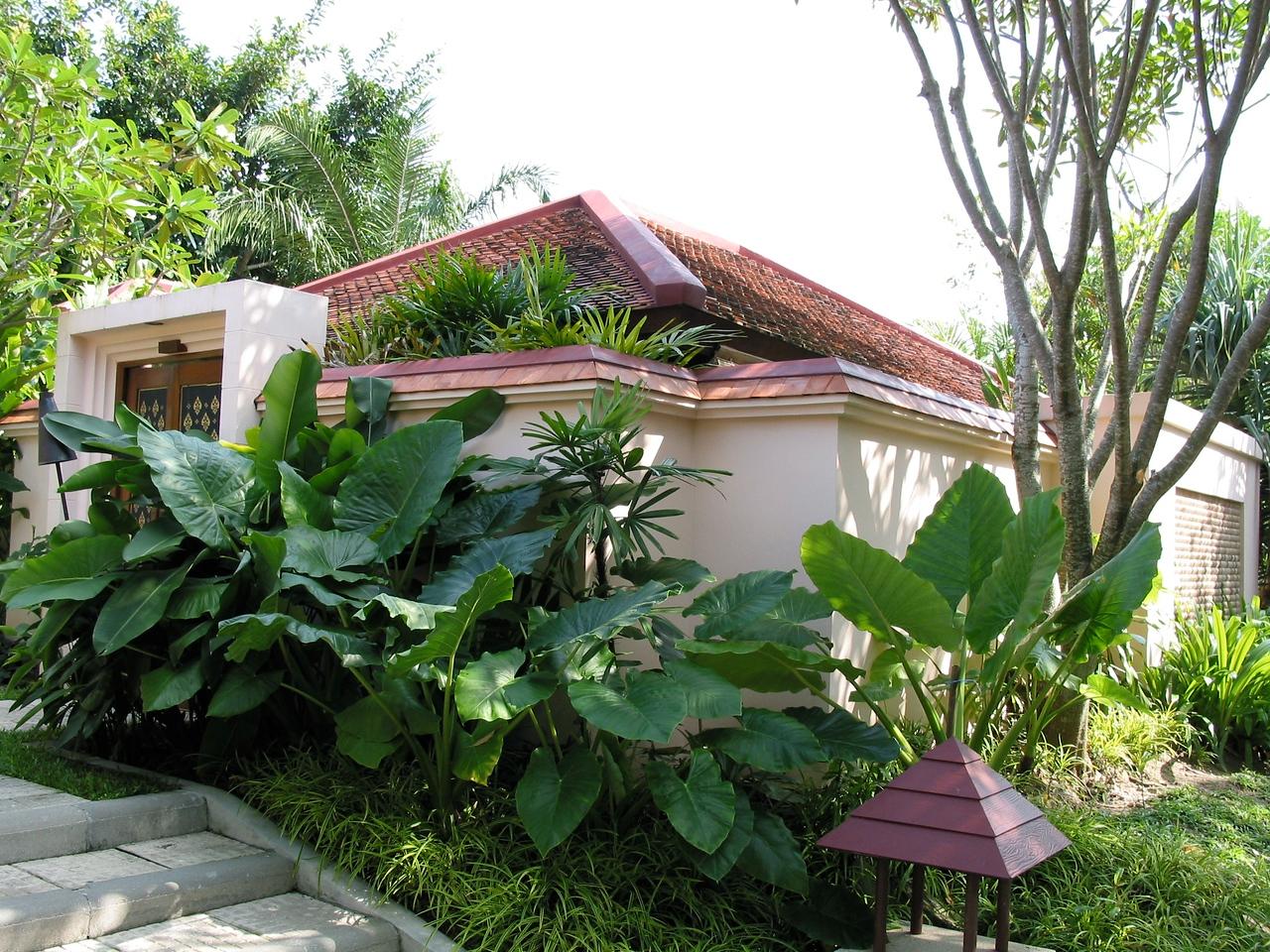 The Banyan Tree Spa Phuket was at the first spa in the Banyan Tree group.