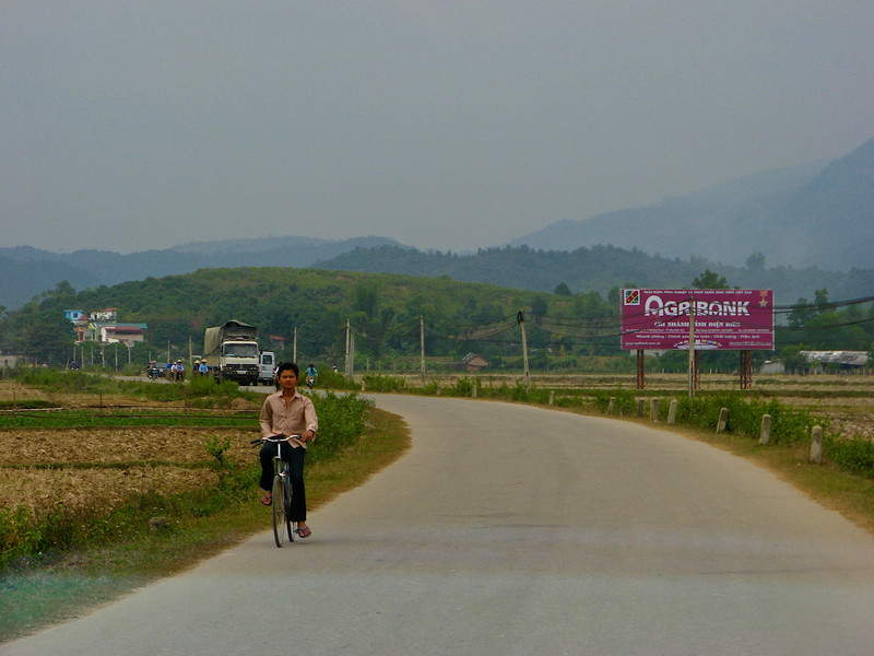 After lunch in Dien Bien Phu, we head to our final destination of the day, Lai Chau.