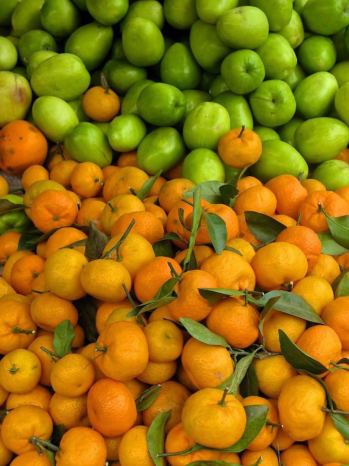 ...Star apples or oranges..
