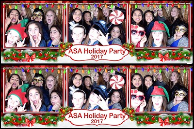 ASA Holiday Party 2017