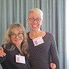 Eva Dadlez and Anne Eaton<br /> Photo: ED