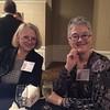 Susan Feagin and Cynthia Freeland<br /> Photo: SW