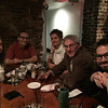 Paloma Atencia, Alessandro Giovanelli, Anna Christina Soy RIbeiro, Jerrold Levinson, and Andrew Kania<br /> Photo: JL
