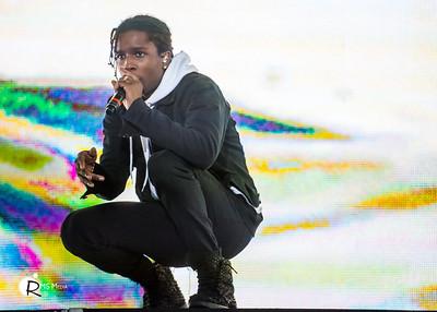 A$AP Rocky | Squamish Valley Music Festival | Squamish BC
