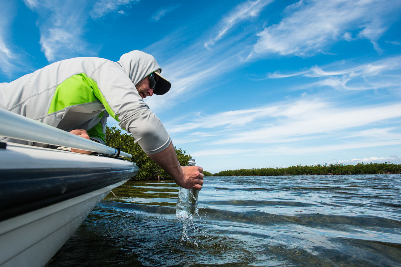 Joe Klementovich flyfishing