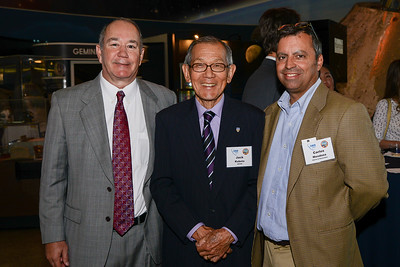 ASCE Awards dinner at Aerospace Museum.