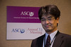 Chicago, IL - ASCO 2013 Annual Meeting: -  Dr. Takayasu Kurata at the American Society for Clinical Oncology (ASCO) Annual Meeting here today, Thursday June 6, 2013.  Over 30,000 physicians, researchers and healthcare professionals from over 100 countries are attending the meeting which is being held at the McCormick Convention center and features the latest cancer research in the areas of basic and clinical science. Photo by © ASCO/Todd Buchanan 2013 Technical Questions: todd@toddbuchanan.com; ASCO Contact: photos@asco.org