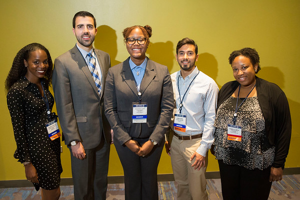 Recipients of the 2016 Conquer Cancer Foundation of ASCO Medical Student Rotation for Underrepresented Populations during 2017 Conquer Cancer Foundation Diversity in Oncology Meet & Greet Event