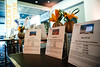 Silent Auction during Conquer Cancer Foundation Dinner