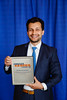 2017 ACRA in Breast Cancer Recipient Mohamed Abazeed, MD, PhD during 2017 Grants & Awards Ceremony and Reception