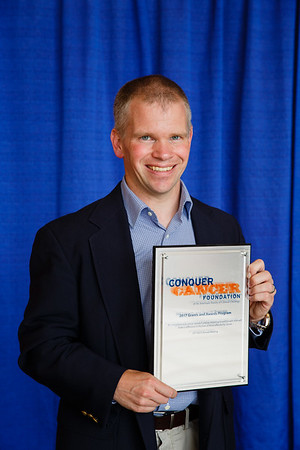 2017 Young Investigator Award Recipient Jonathan Webster, MD, during 2017 Grants & Awards Ceremony and Reception