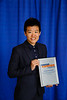 2017 Pain and Symptom Management Special Merit Award Recipient Po-Ju Lin, PhD, MPH, RD during 2017 Grants & Awards Ceremony and Reception