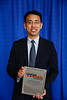 2017 Young Investigator Award Recipient David Oh, MD, PhD, during 2017 Grants & Awards Ceremony and Reception