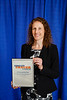 2017 Young Investigator Award Recipient Meredith McKean, MD, MPH during 2017 Grants & Awards Ceremony and Reception
