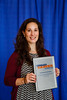 2017 Young Investigator Award Recipient Samantha Vogt, MD, MPH during 2017 Grants & Awards Ceremony and Reception