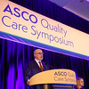 Douglas Blayney, MD, FASCO, Award Lecturer presents presents Joseph V. Simone Achievement Award and Lecture for Excellence in Quality and Safety in the Care of Patients with Cancer