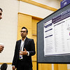"Asad Arastu, MSc, presenting his poster on abstract #87, ""The Impact of Financial Toxicity on Quality of Life in Older Patients with Cancer: Baseline Data from the University of Rochester NCI Community Oncology Research Program (NCORP)"" presents Poster Session A"