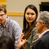 Faculty and attendees presents Trainee and Early-Career Networking Luncheon