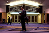 Chicago, IL - ASCO 2007 - An attendee pictured during the American Society of Clinical Oncology's (ASCO) 43rd Annual Meeting. The meeting attracts more than 25,000 oncologists, researchers, and cancer care professionals from more than 100 countries. Date: Friday June 1, 2007. Credit: Photo Courtesy © ASCO/Todd Buchanan 2007. ASCO Contact: Tiffany Reynolds/Communications Dept.; 703-519-1423. Technical Questions: todd@toddbuchanan.com; 612-226-5154.