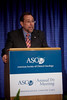 Orlando, FL - ASCO 2009 Annual Meeting:  Richard Schilsky, President of ASCO, speaks at the business meeting at the American Society for Clinical Oncology Annual Meeting here today, Monday June 1, 2009. Over 25,000  physicians, researchers and healthcare professionals from over 100 countries are attending the meeting which is being held at the Orange County Convention center and features the latest cancer  research in the areas of basic and clinical science. Date: Monday June 1, 2009 Photo by © ASCO/Todd Buchanan 2009 Technical Questions: todd@toddbuchanan.com; Phone: 612-226-5154.