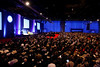 Chicago, IL - 2010 ASCO Annual Meeting: Crowd and general views during the Plenary Session at the American Society of Clinical Oncology Annual Meeting on Sunday, June 6, 2010. Over 32,000 physicians, researchers and healthcare professionals from over 100 countries attended the meeting, which was held at McCormick Place and featured the latest innovations in cancer research, quality, practice and technology. Date: Sunday June 6, 2010 Photo by © ASCO/Todd Buchanan 2010 Technical Questions: todd@toddbuchanan.com; ASCO Contact: photos@asco.org