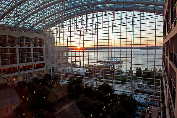{city}, {state} - ASCO 2010 Breast Cancer Symposium  -  Sunset seen from the atrium of the Gaylord National Hotel during the 2010 ASCO Breast Cancer Symposium here today, {iptcdow} {iptcmonthname} {iptcday}, {iptcyear4} at the Gaylord Hotel in suburban Washington, D.C. Date: {iptcdow} {iptcmonthname} {iptcday}, {iptcyear4} Photo by {phtg} Technical Questions: todd@toddbuchanan.com; Phone: 612-226-5154.