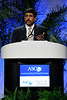 Chicago, IL - ASCO 2011 Annual Meeting:  Ramaswamy  Govindan speaks during the Oral Abstract Presentation session at the American Society for Clinical Oncology Annual Meeting here today, Sunday June 5, 2011. Over 25,000  physicians, researchers and healthcare professionals from over 100 countries are attending the meeting which is being held at the McCormick Convention center and features the latest cancer research in the areas of basic and clinical science. Date: Sunday June 5, 2011 Photo by © GMG/Phil McCarten 2011 Technical Questions: todd@toddbuchanan.com; ASCO Contact: photos@asco.org Event Name: Oral Abstract Presentation