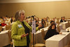 San Francisco, CA -  Breast Cancer Symposium 2011 - The Continuum of Breast Care: Science to Survivorship -  Attendees during Oral Abstract Session A at the Breast Cancer Symposium here today, Thursday September 8, 2011 at the San Francisco Marriott. Over 1100 attendees received updates on the latest research in breast cancer detection, care, prevention and treatment from physicians, clinicians and researchers from around the world.  Date: Thursday September 8, 2011 Photo by © ASCO/Todd Buchanan 2011 Technical Questions: todd@toddbuchanan.com; Phone: 612-226-5154.