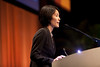 Chicago, IL - ASCO 2012 Annual Meeting: - Alice Shaw, MD, PhD  speaks during CSS: Emerging New Targts and Drugs in NSCLC at the American Society for Clinical Oncology (ASCO) Annual Meeting here today, Saturday June 2, 2012.  Over 31,000 physicians, researchers and healthcare professionals from over 100 countries are attending the meeting which is being held at the McCormick Convention center and features the latest cancer research in the areas of basic and clinical science. Photo by © ASCO/Scott Morgan 2012 Technical Questions: todd@toddbuchanan.com; ASCO Contact: photos@asco.org