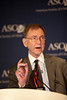 Chicago, IL - ASCO 2012 Annual Meeting: - Nicholas J. Vogelzang, MD  speaks during the Opening Press Conference at the American Society for Clinical Oncology (ASCO) Annual Meeting here today, Friday June 1, 2012.  Over 31,000 physicians, researchers and healthcare professionals from over 100 countries are attending the meeting which is being held at the McCormick Convention center and features the latest cancer research in the areas of basic and clinical science. Photo by © ASCO/Scott Morgan 2012 Technical Questions: todd@toddbuchanan.com; ASCO Contact: photos@asco.org
