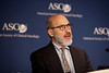 Chicago, IL - ASCO 2012 Annual Meeting: - Michael P. Link, MD speaks during the Opening Press Conference at the American Society for Clinical Oncology (ASCO) Annual Meeting here today, Friday June 1, 2012.  Over 31,000 physicians, researchers and healthcare professionals from over 100 countries are attending the meeting which is being held at the McCormick Convention center and features the latest cancer research in the areas of basic and clinical science. Photo by © ASCO/Scott Morgan 2012 Technical Questions: todd@toddbuchanan.com; ASCO Contact: photos@asco.org