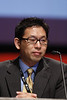 Chicago, IL - ASCO 2012 Annual Meeting: - Chair: Kevin B. Kim, MD<br />   during the Oral: Melanoma session at the American Society for Clinical Oncology (ASCO) Annual Meeting here today, Monday June 4, 2012.  Over 31,000 physicians, researchers and healthcare professionals from over 100 countries are attending the meeting which is being held at the McCormick Convention center and features the latest cancer research in the areas of basic and clinical science. Photo by © ASCO/Todd Buchanan 2012 Technical Questions: todd@toddbuchanan.com; ASCO Contact: photos@asco.org